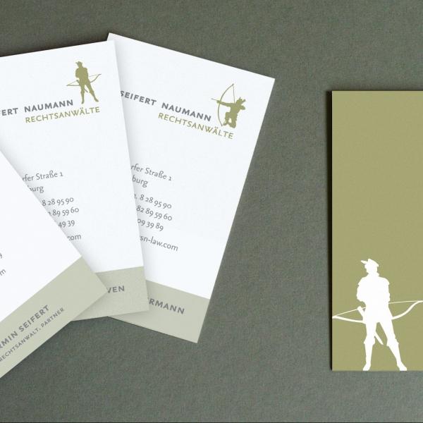 Logodesign Anwaltskanzlei