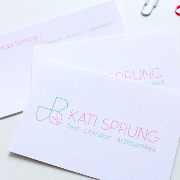 Corporate Design, Kati Sprung