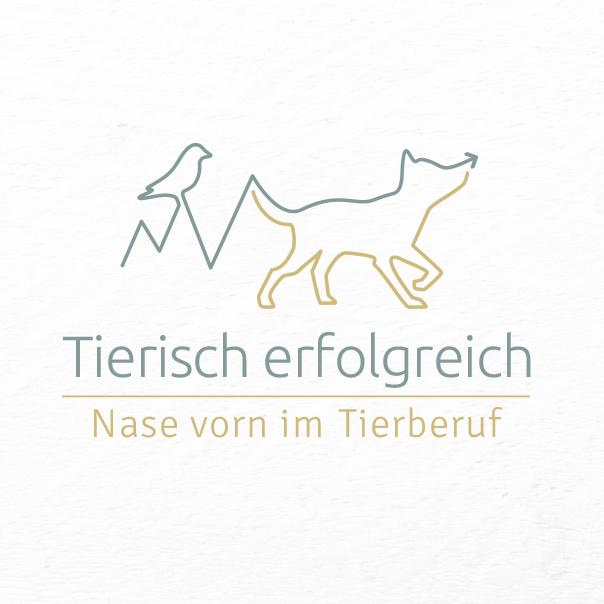 Corporate Design für Tierisch erfolgreich