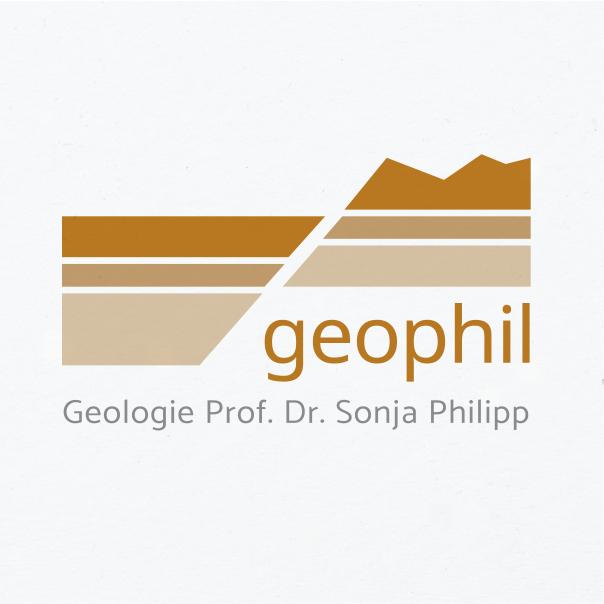 Logodesign für geophil